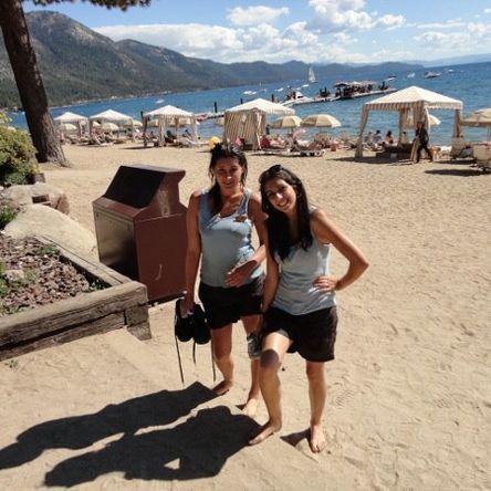 Моето лято в САЩ на езерото Тахо, Невада