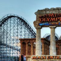 Mount Olympus Water and Theme Park and Hotel Rome